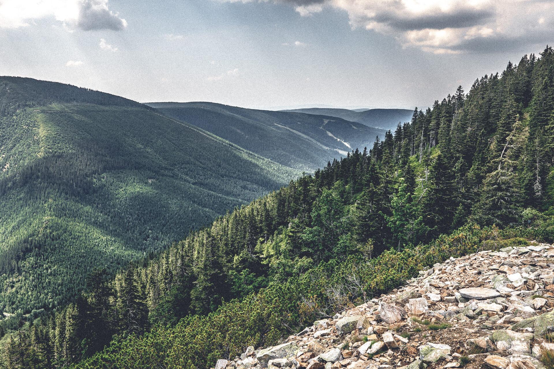 Ich liebe diesen Sound der Berge