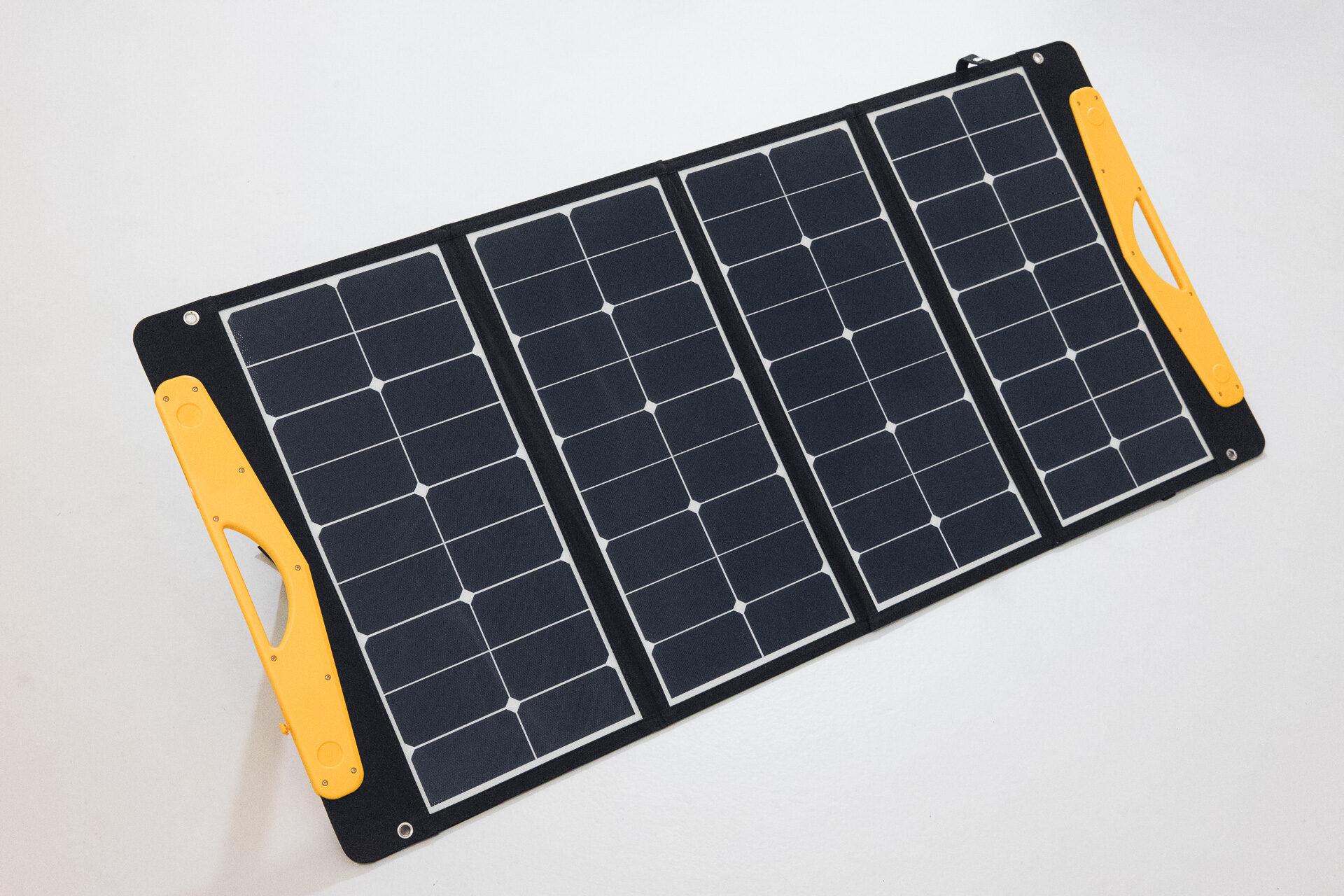 120 Watt Tiger2Solar Solartasche von Tigerexped