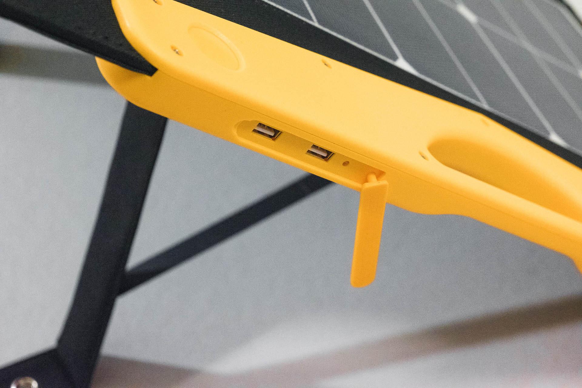USB Anschluesse