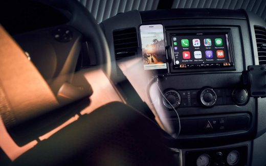 Alpine ilx 702, Apple Carplay im Wohnmobil