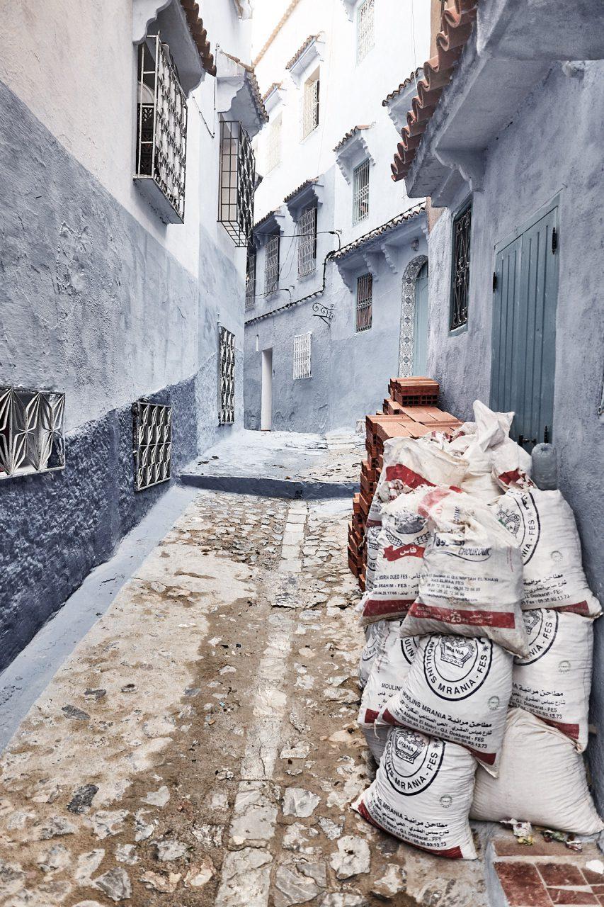 Blaue Medina von Chefchaouen
