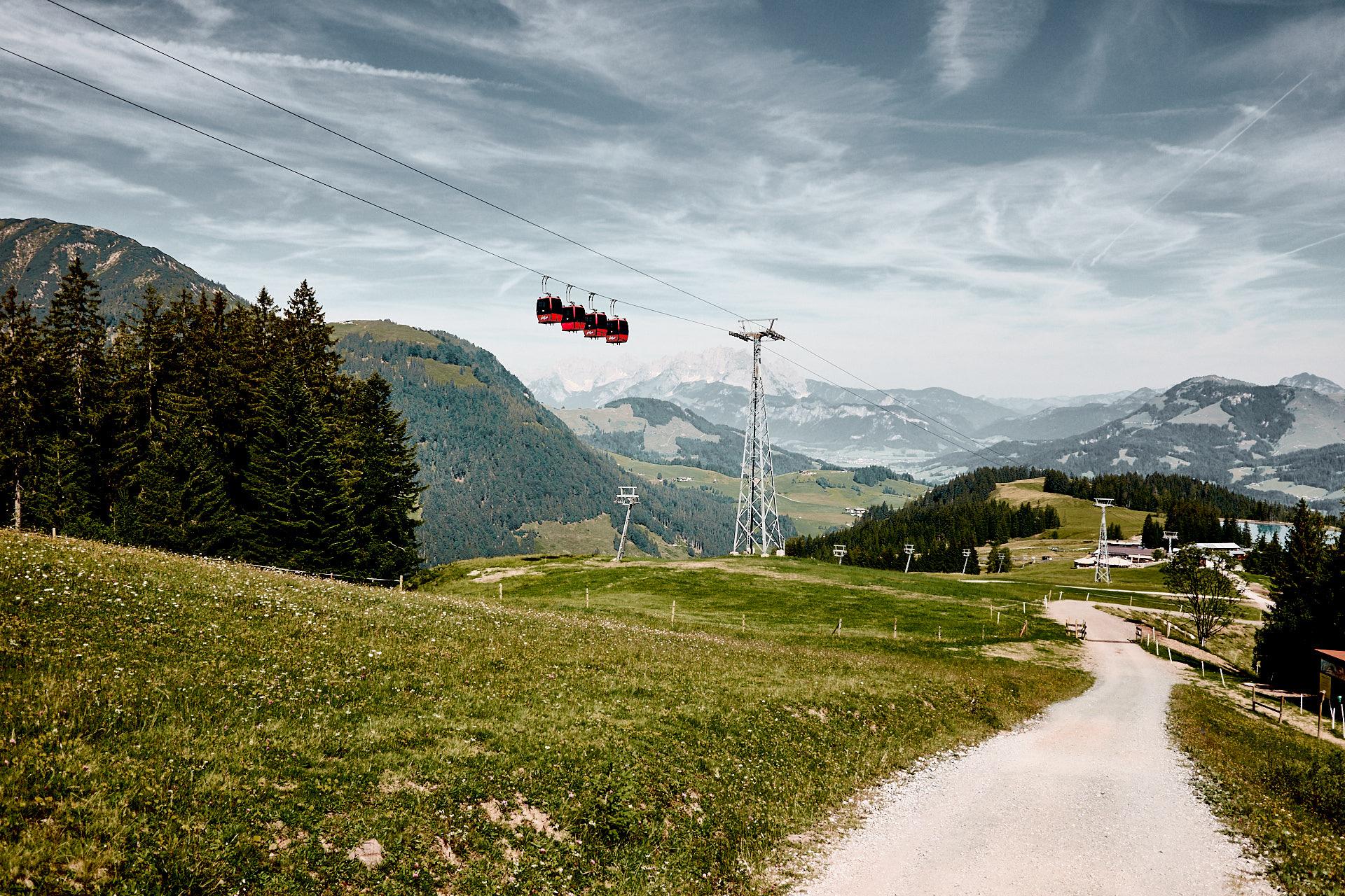 Fieberbrunn, Wanderung zum Wildseeloder und auf die Henne, Österreich, Alpen, Tirol,