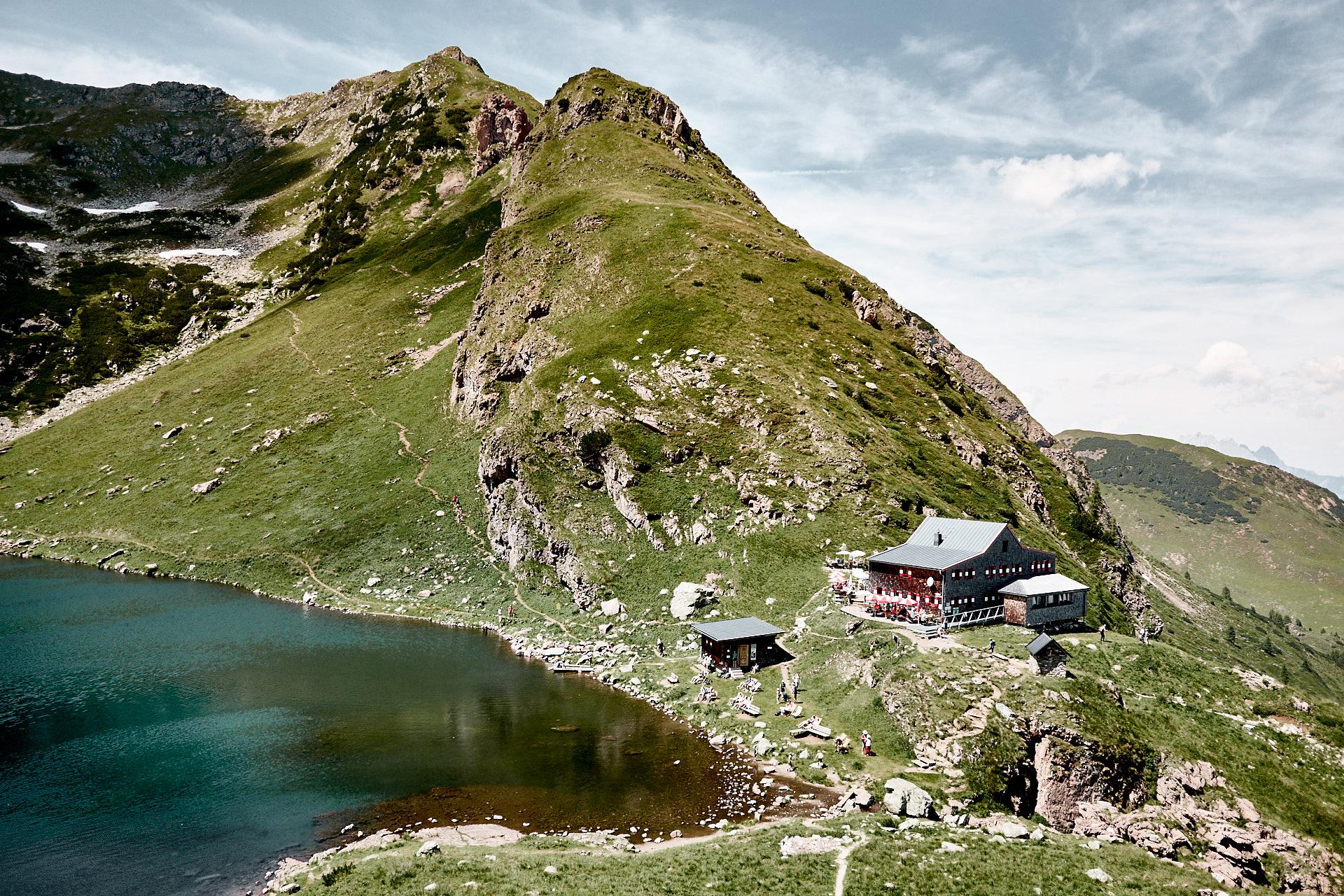 Wildseeloder, Alm und See, Fieberbrunn