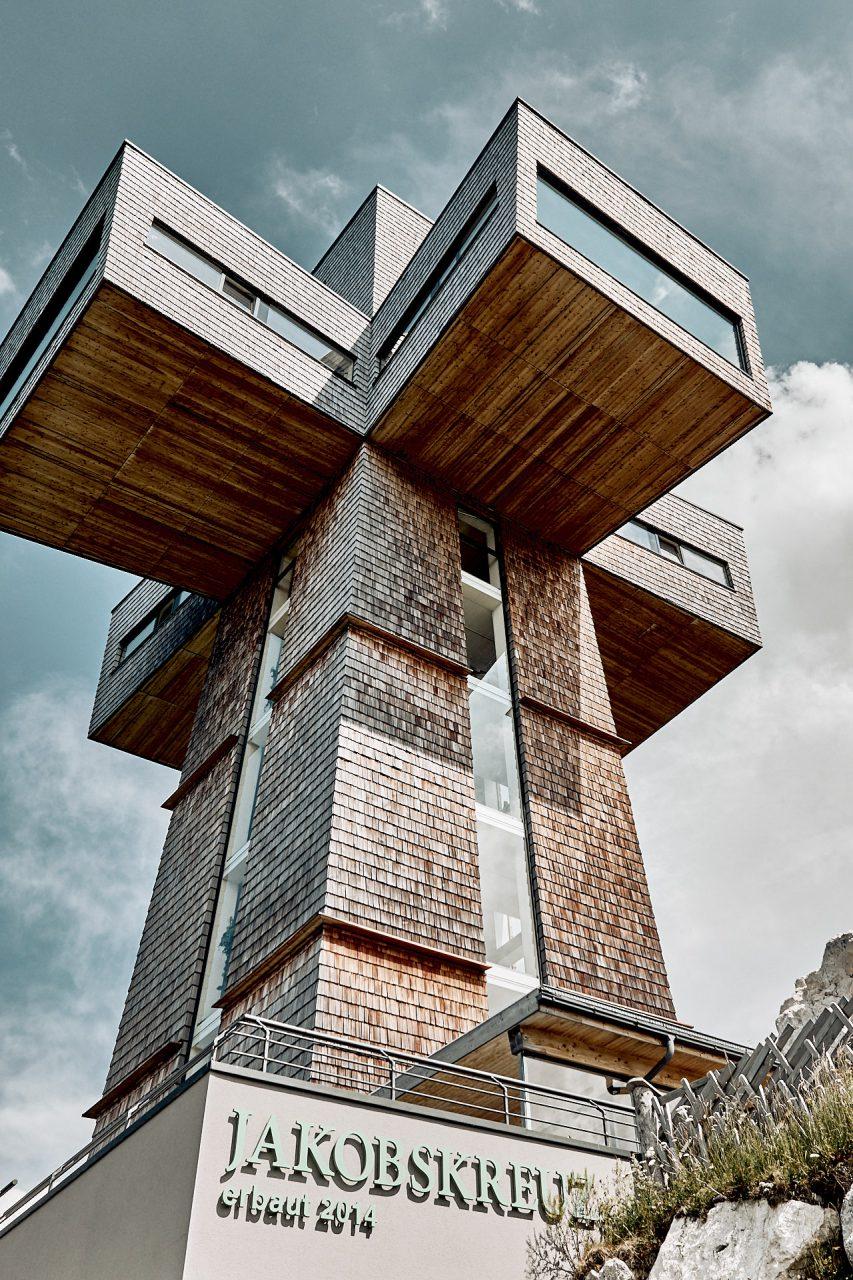 St. Ulrich, Jakobskreuz, Österreich, Alpen, Tirol, Wanderung, drauzzen.de, Foto: René Gaens