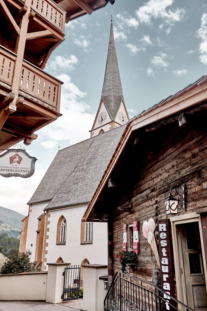 Kirche von Heiligenblut