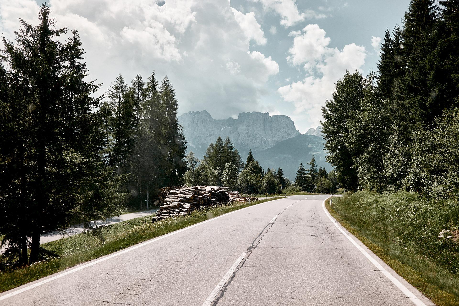 Mit dem Wohnmobil durch die Dolomiten