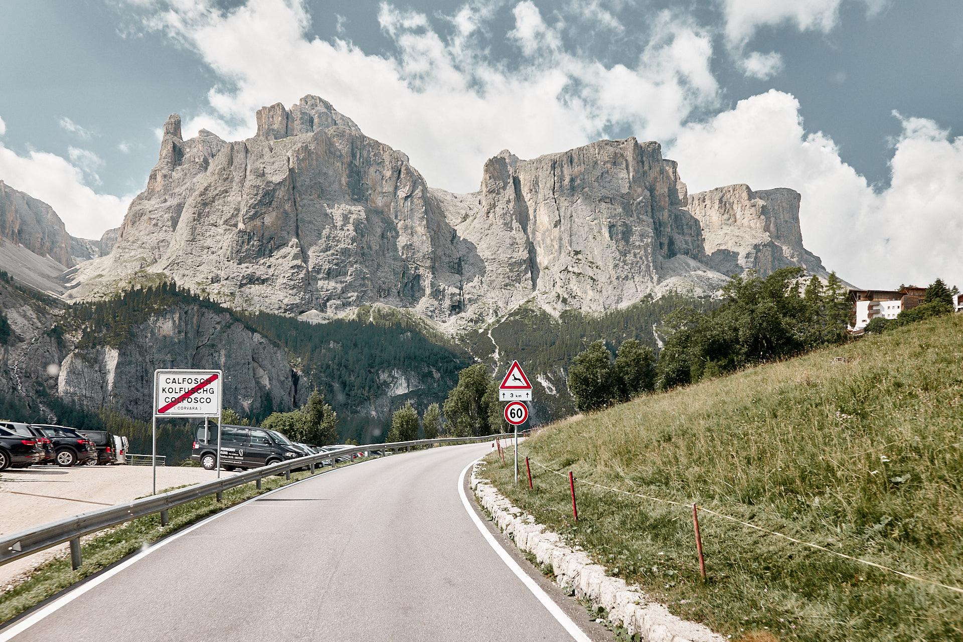 Alta Badia, Corvara, Kolfuschg Colfosco