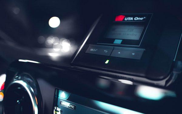 UTA One – Mautbox für Wohnmobile über 3,5 T (3,5 Tonnen)