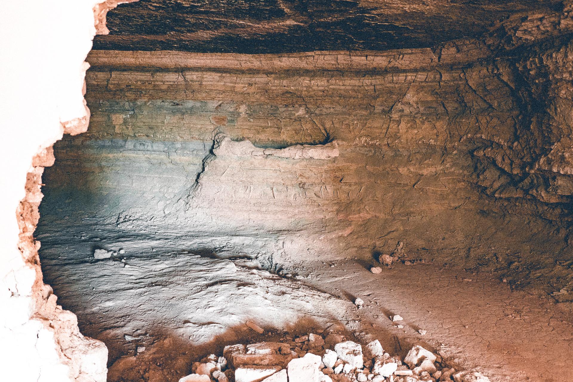 Höhlenleben pur