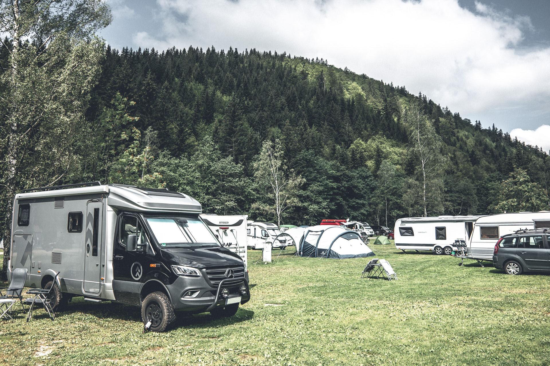 Campingplatz Spindlermühle