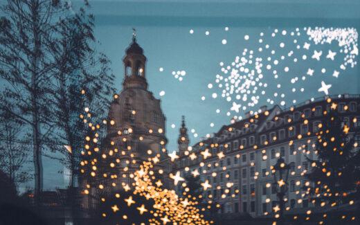 2020 Gedanken zwischen den Jahren, Dresden