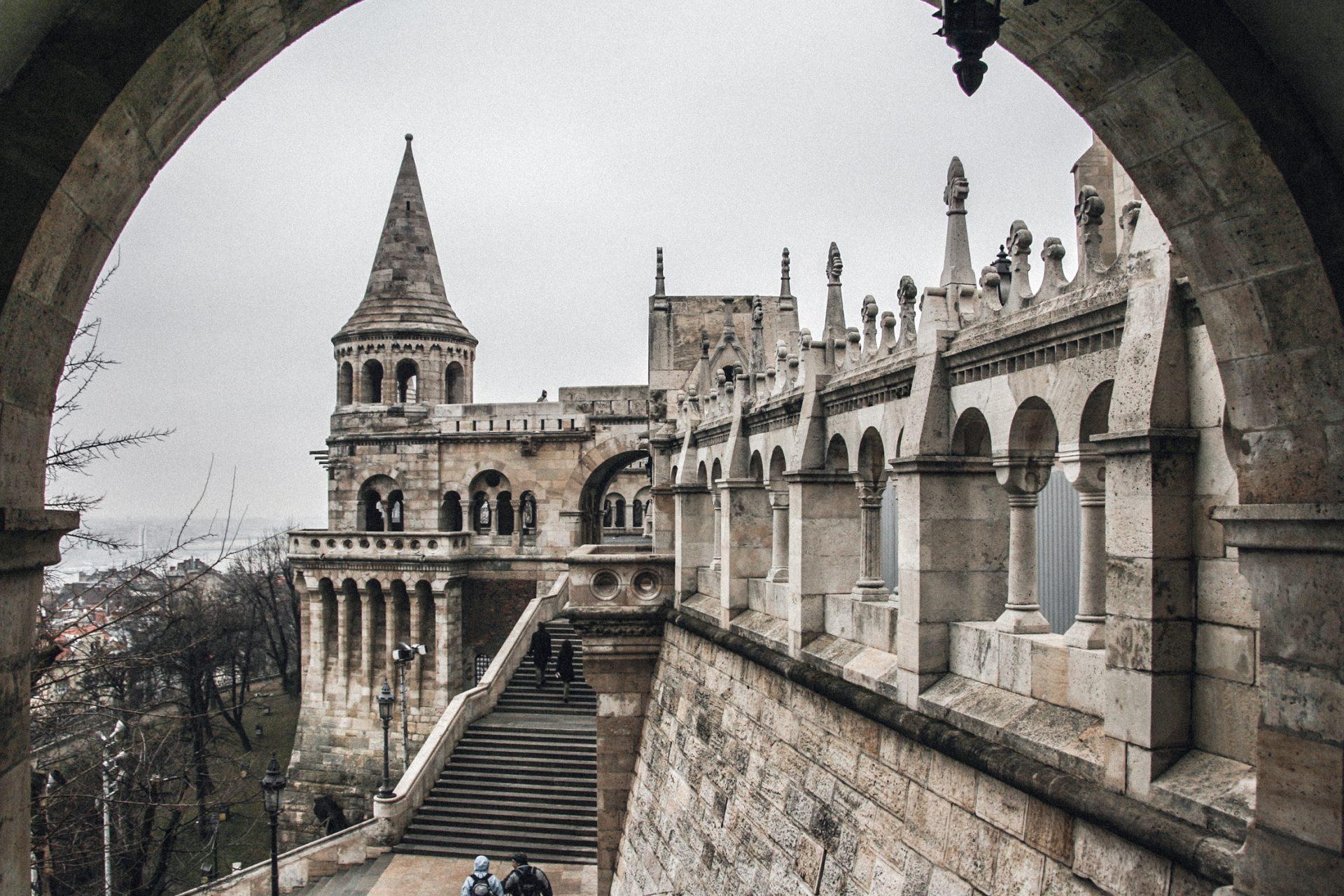 Buda Castle, Budapest, Ungarn