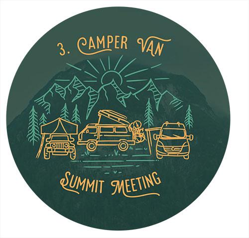 CVSM 2019, Camper Van Summit Meeting