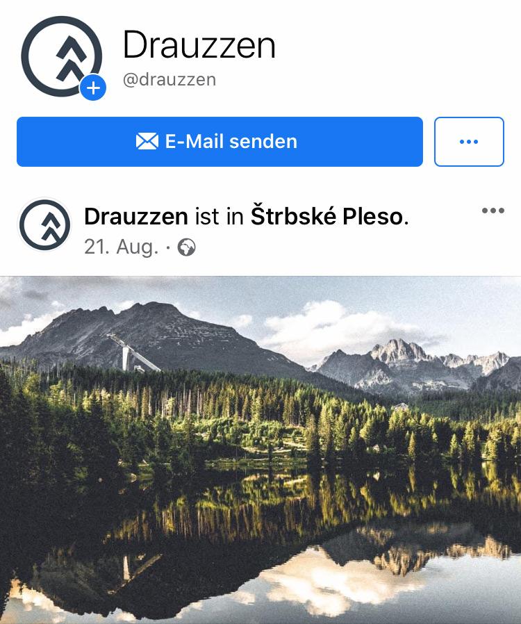 DRAUZZEN auf Facebook