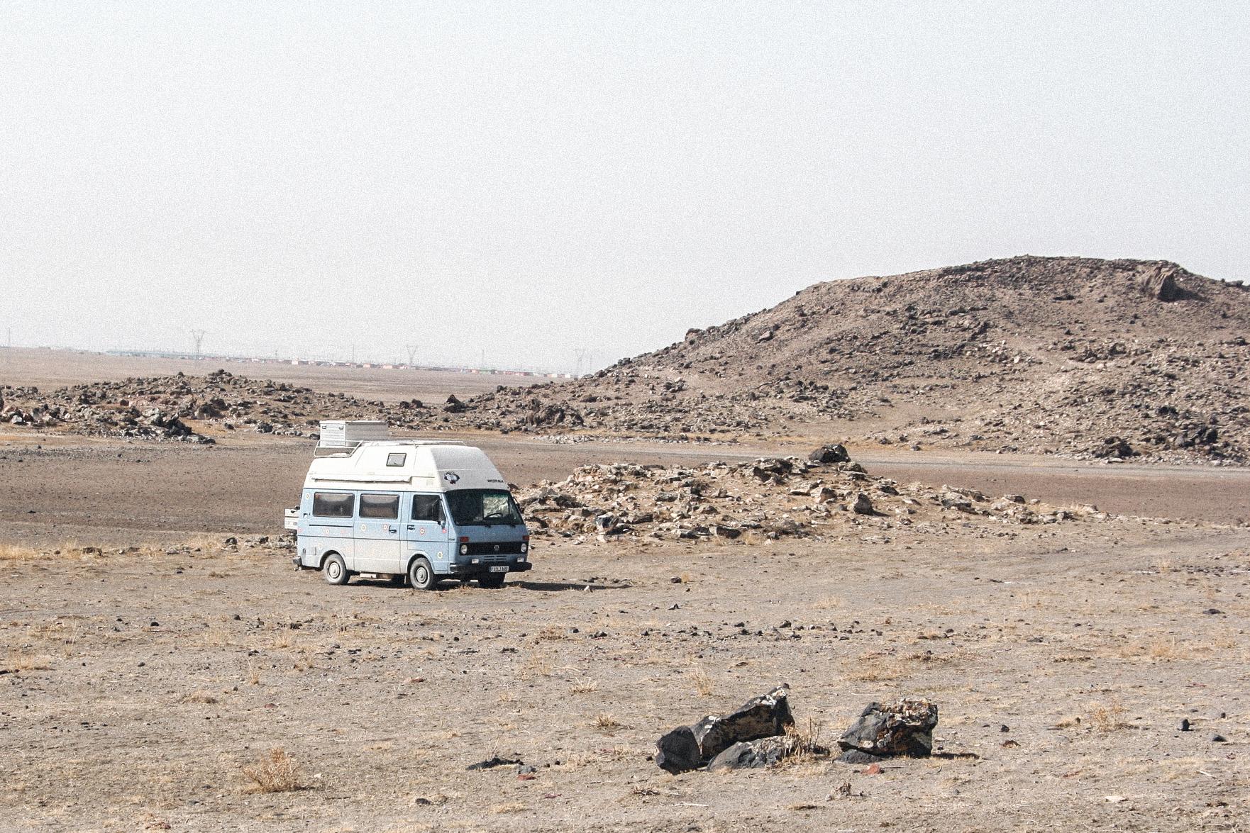 Unser Zuhause am Fuße des Mt. Ararat, Türkei