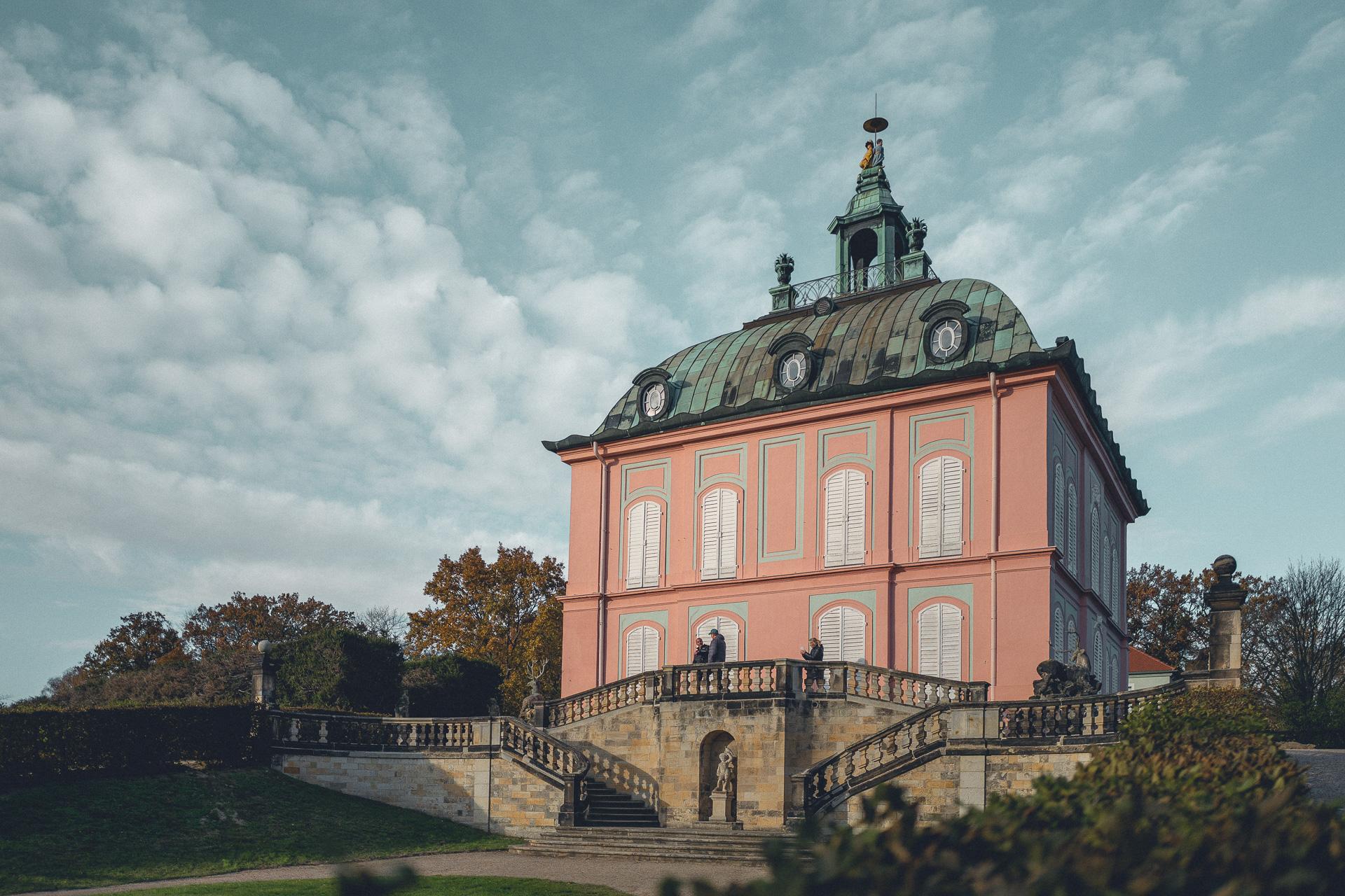 Fassanenschlösschen Moritzburg