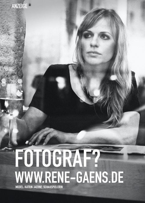 Fotograf René Gaens, Dresden, People- und Reportagefotografie
