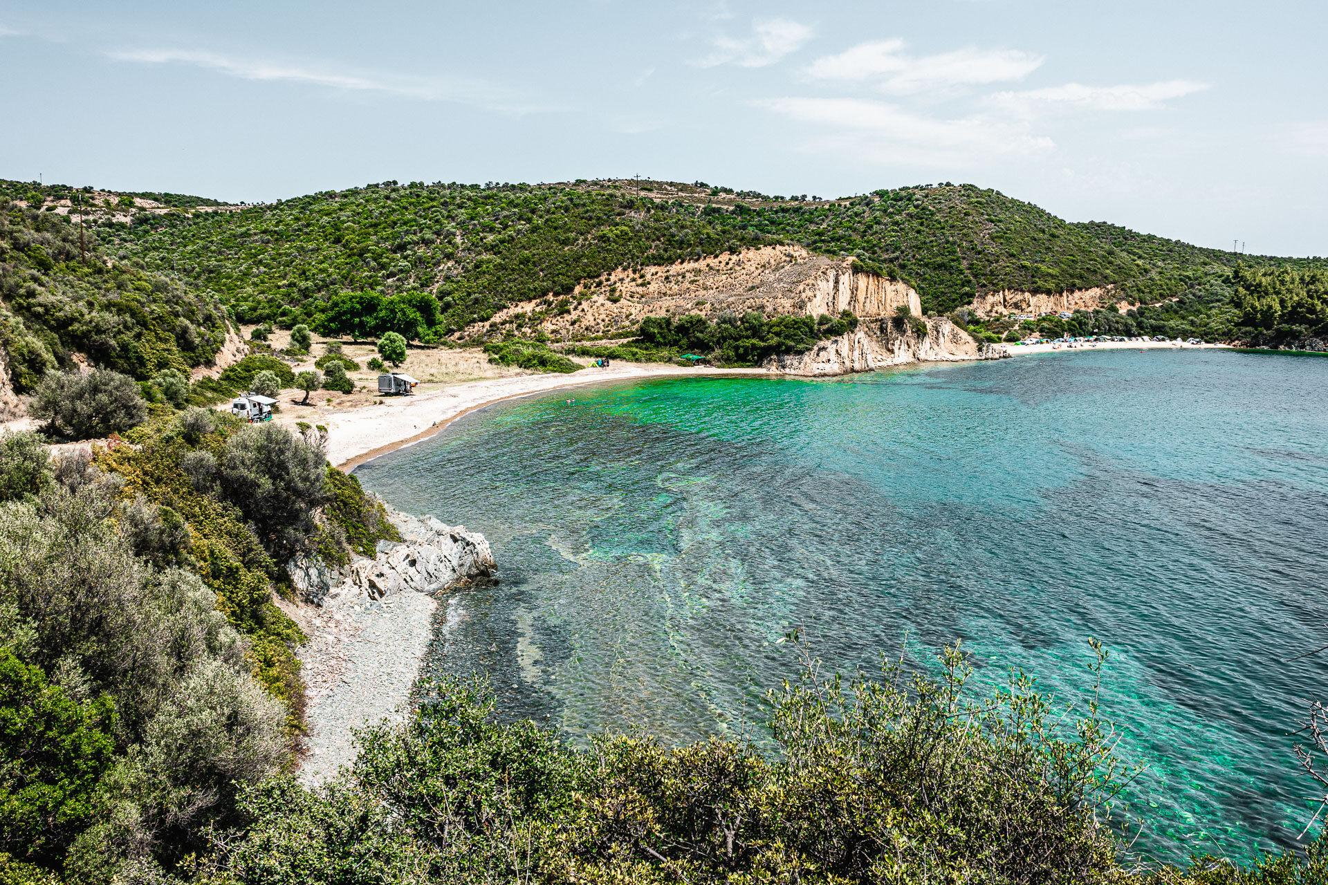 Griechenland mit dem Wohnmobil