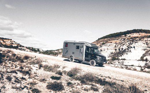 Hymer ML-T 580 4x4, 20.000 km, Test, Erfahrungen