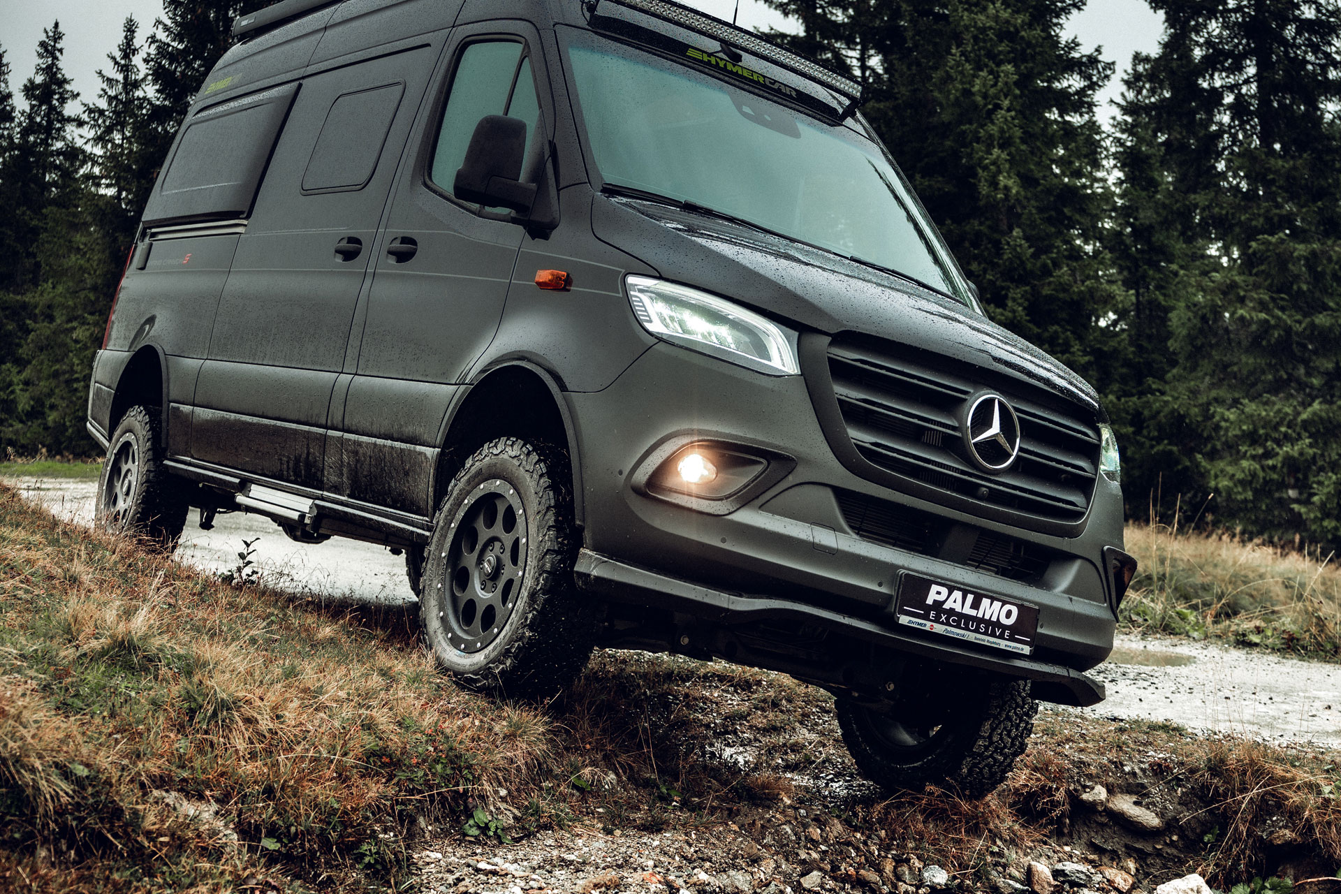 RSX Edition vom Hymer Grand Canyon S, 9x9 – Sprinter 9