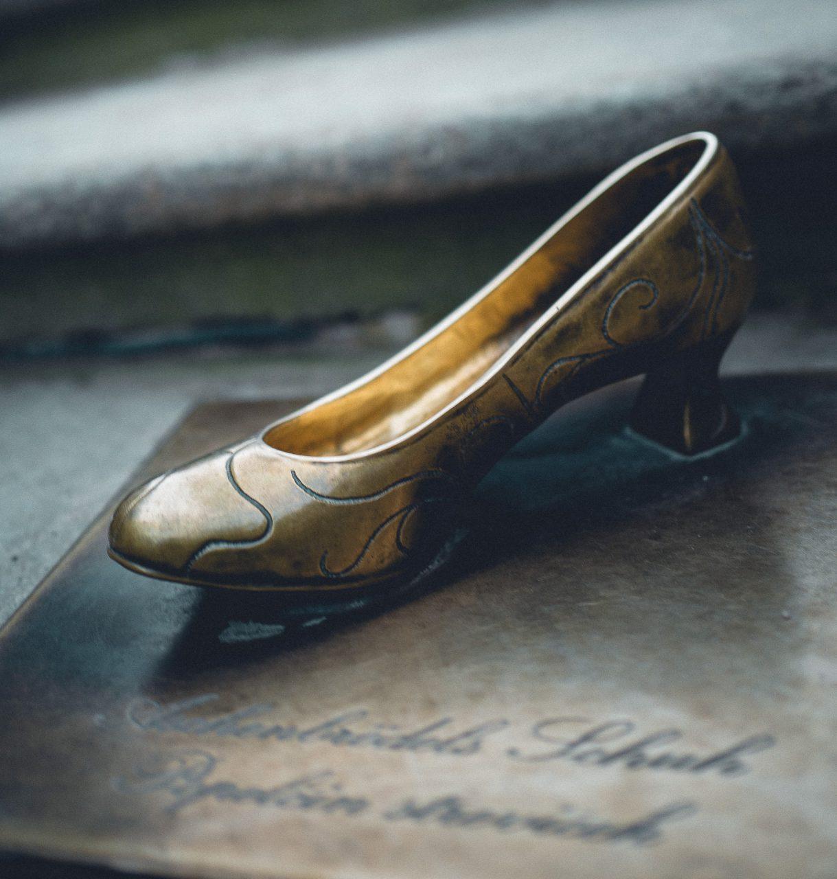 Schuh von Aschenputtel